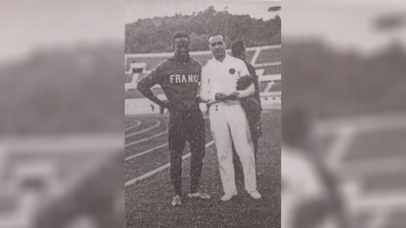 Dario Colucci. Un marsicano alle Olimpiadi di Roma