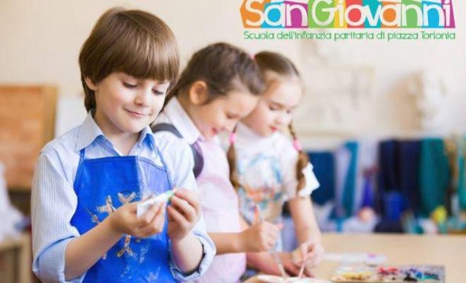 Sicurezza dei bambini al primo posto, nuovo progetto alla scuola dell'infanzia San Giovanni ad Avezzano