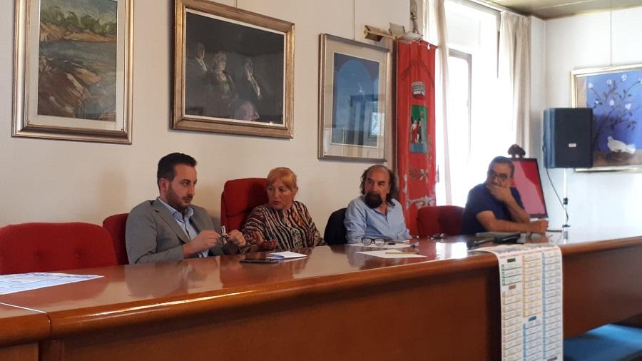Angizia Luco, il presidente Favoriti lascia, incontro con l'Amministrazione