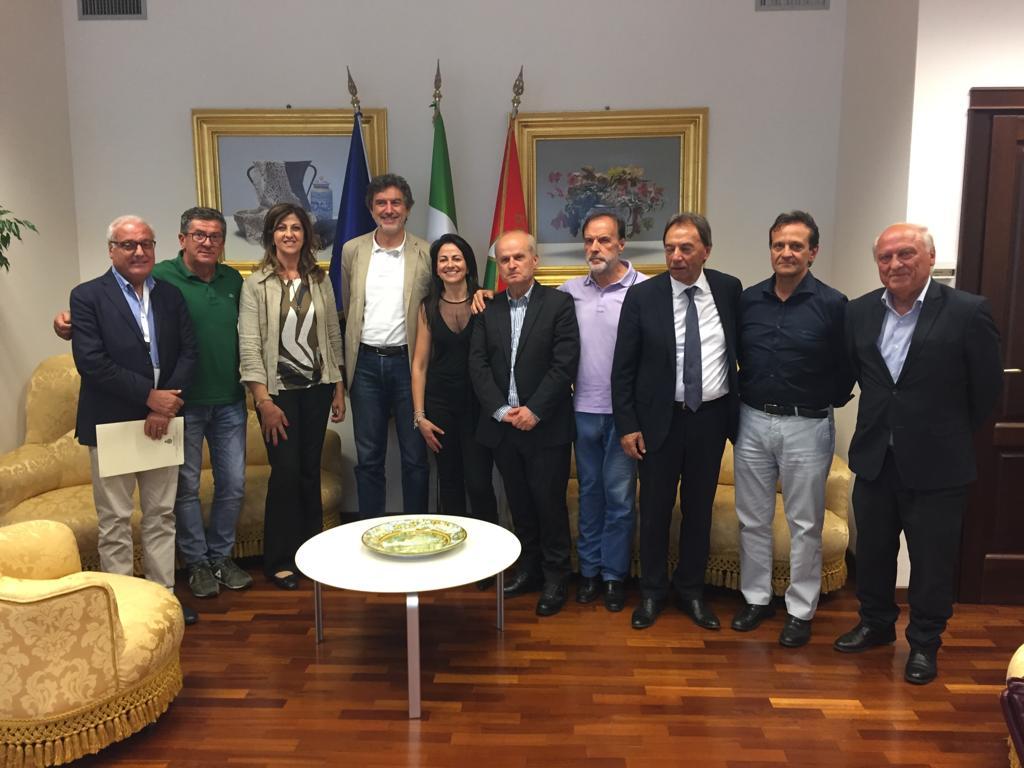I sindaci della Valle Roveto incontrano Marsilio per gli interventi nel comprensorio