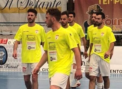 Futsal Celano scatenata sul mercato