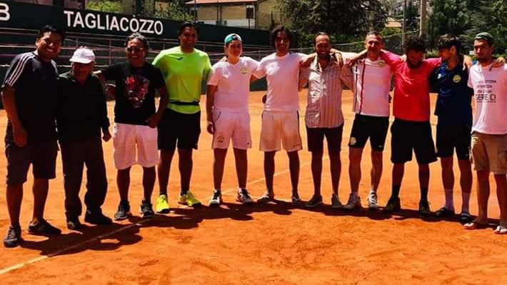Il Tennis Club Tagliacozzo campione regionale in serie D1. Vinta la finale contro l'Accademia D'Amore Sambuceto