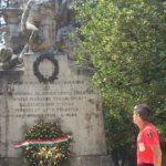 L'impegno e la dedizione di Pasquale Trabucco, per ripristinare la festa del 4 novembre, passano anche dalla Marsica