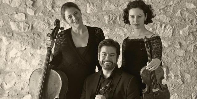 Il concerto del Trio Nimrod inaugurerà la terza edizione del Festival della Piana del Cavaliere