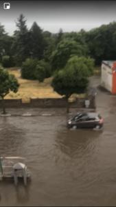 """Le cause della grandinata """"abnorme"""" a Pescara e dei forti temporali o nubifragi sulla Marsica"""