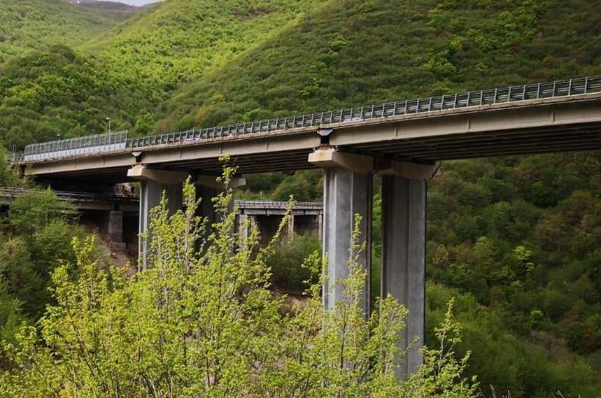 Tornimparte, il primo viadotto completamente antisismico