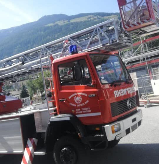 Ufficialmente attivo il distaccamento dei Vigili del Fuoco a Carsoli