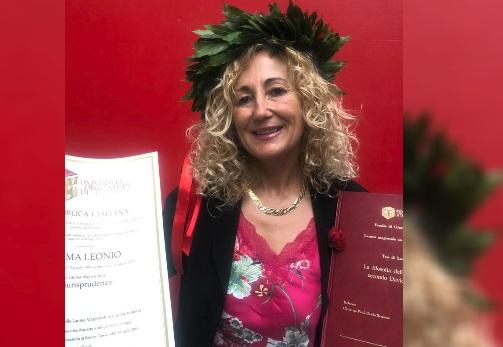 Terza laura per Vilma Leonio, collaboratrice di TerreMarsicane