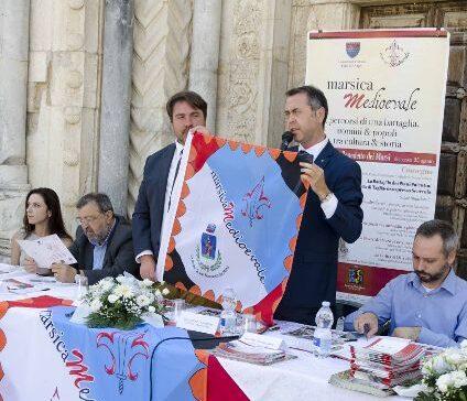 """San Benedetto dei Marsientra ufficialmente nel progetto """"marsicaMedioevale"""""""