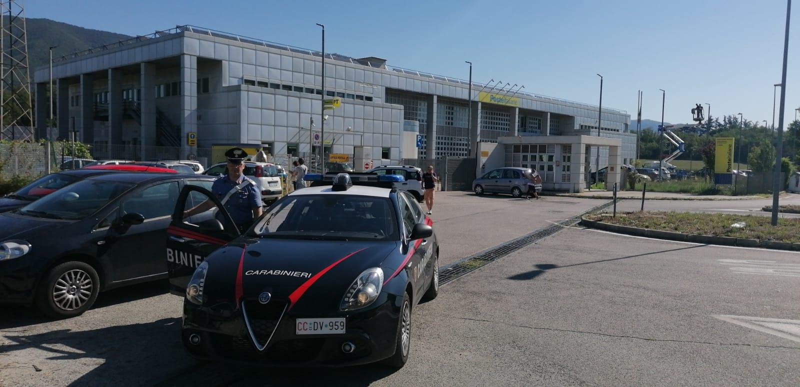 Furti all' ATm di Centi Colella ed alla colonnina self-service dell'Eni di Sassa, 2 arrestati e 2 denunciati