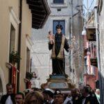 Si rinnova la storica processione di Sant'Antonio da Padova lungo le vie di Tagliacozzo