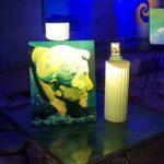 L'artista marsicana Anna Maria Salerni espone nella splendida e suggestiva Strada Romana