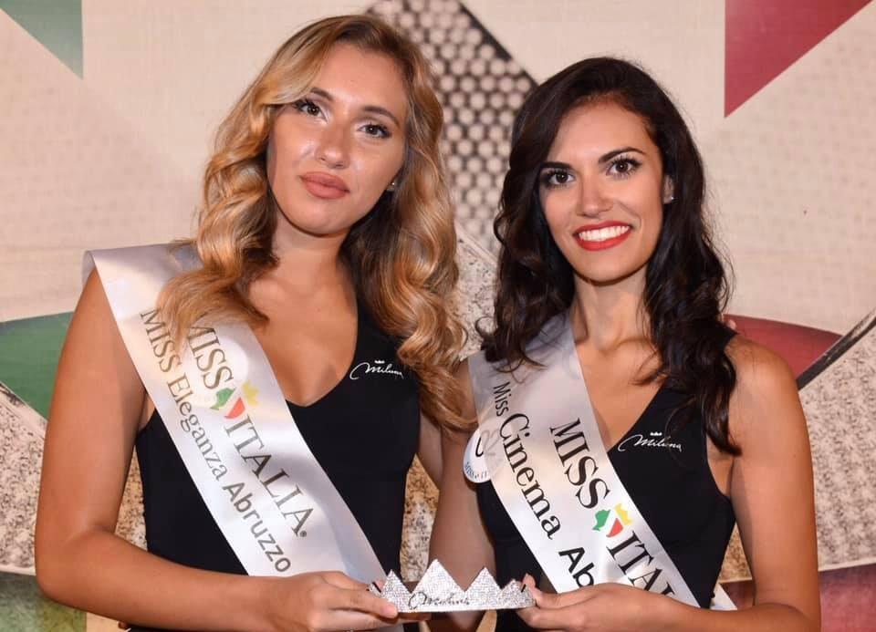 Incoronate a Pescasseroli Miss Eleganza e Miss Cinema Abruzzo
