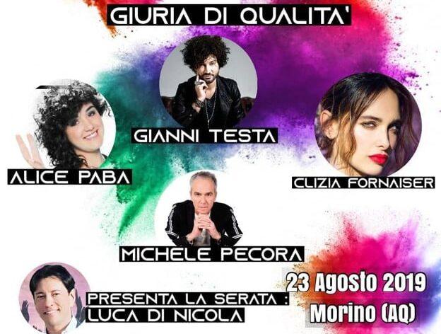 A Morino, il Singer Art Festival: tanti giovani artisti e una giuria di qualità