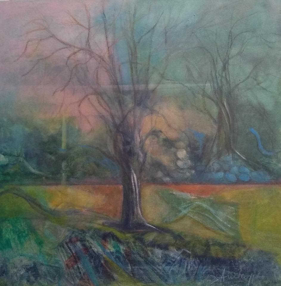 Mostra personale di pittura dell'artista Gino Amicuzzi a Tagliacozzo