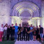 Meravigliosa performance dei TetraSaxophoneQuartet, prossimo appuntamento con i FlamentangoProjetDuo a San Benedetto dei Marsi