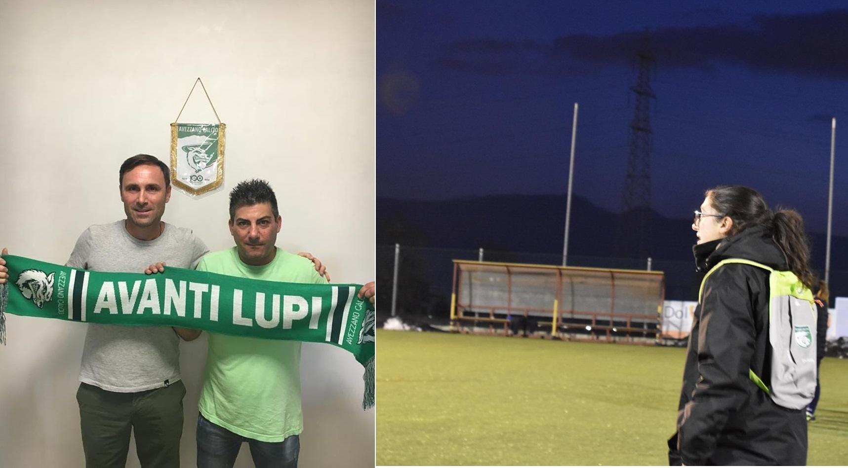 Avezzano Calcio Femminile, il nuovo tecnico è Alessandro Vaccaro