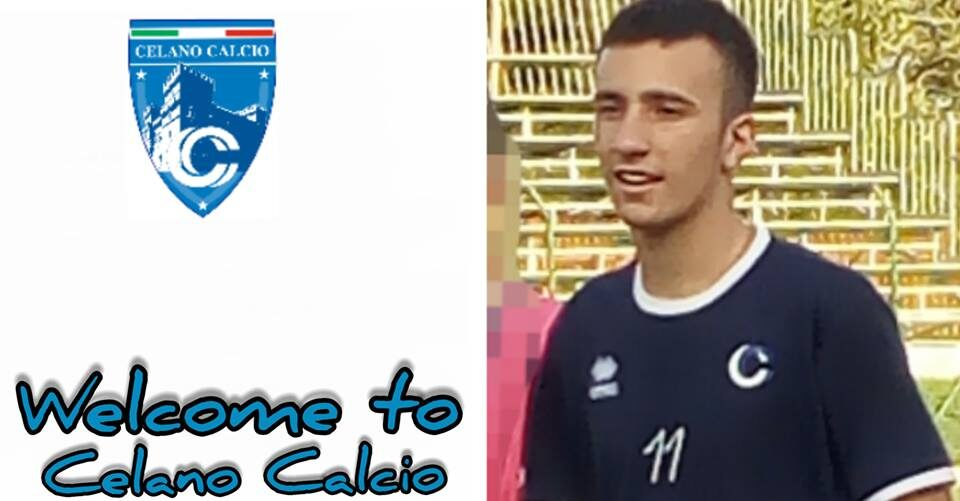 Mirko Mastroianni è un nuovo giocatore del Celano