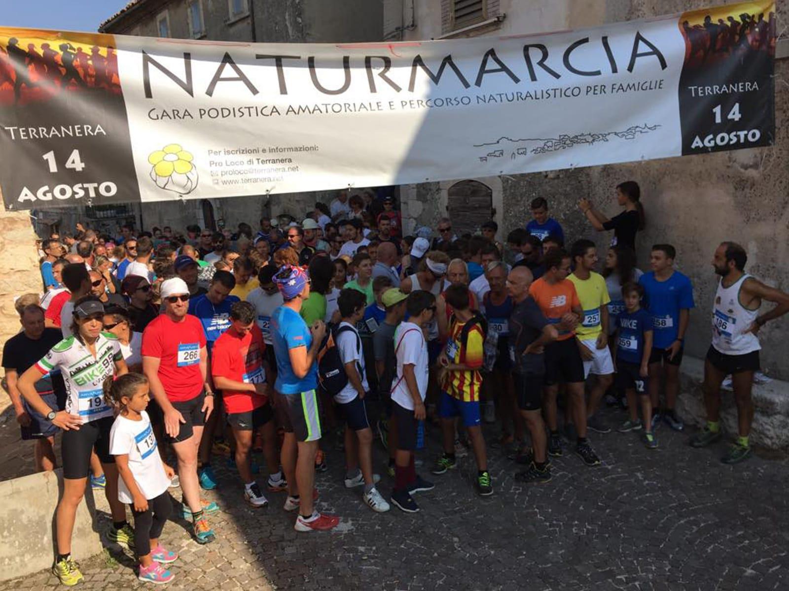 A Terranera la 43^ edizione della Naturmarcia, l'evento che unisce sport e divertimento
