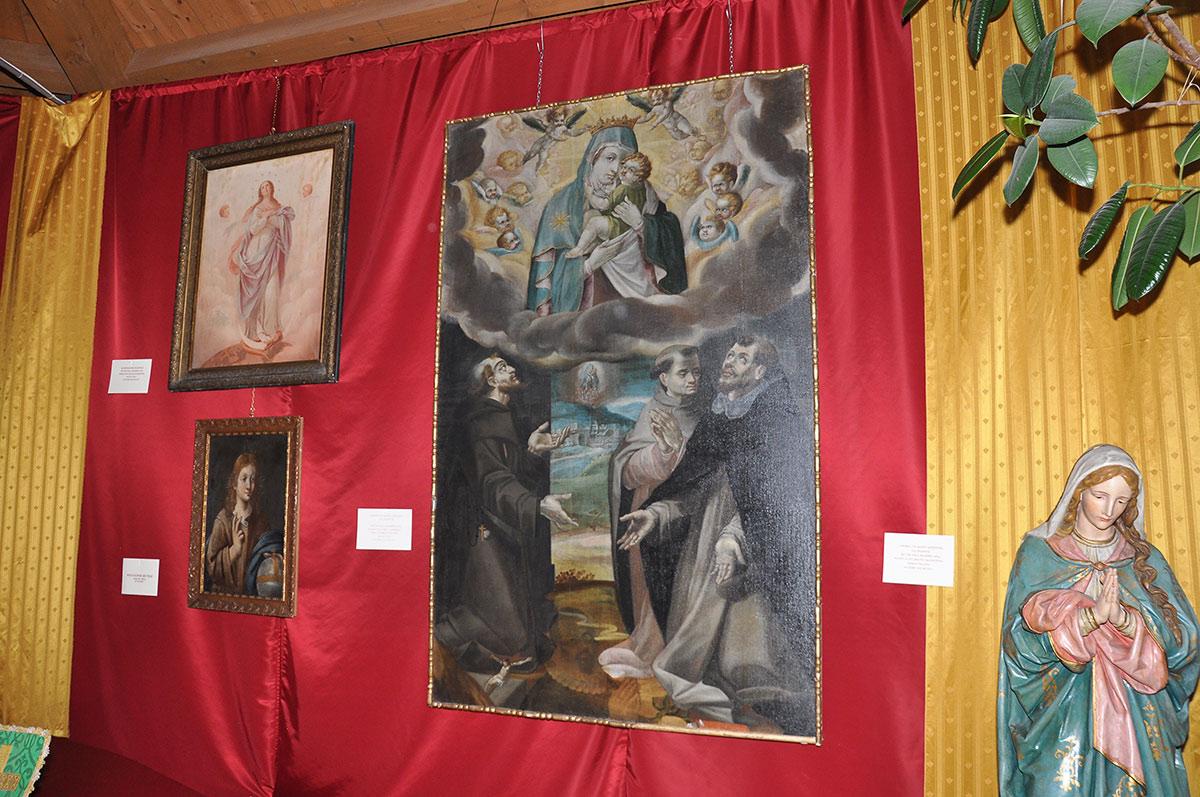 Straordinario successo per la Mostra di Arte Sacra a Scurcola Marsicana