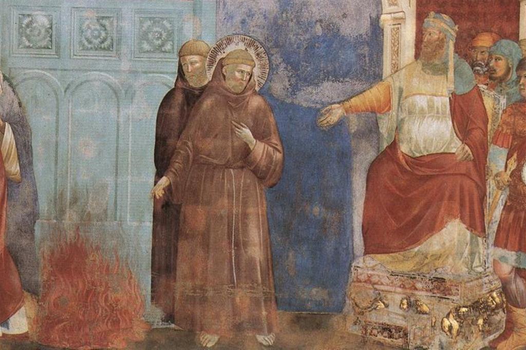 A Celano arriva la mostra fotografica San Francesco e il Sultano, il dialogo nell'arte