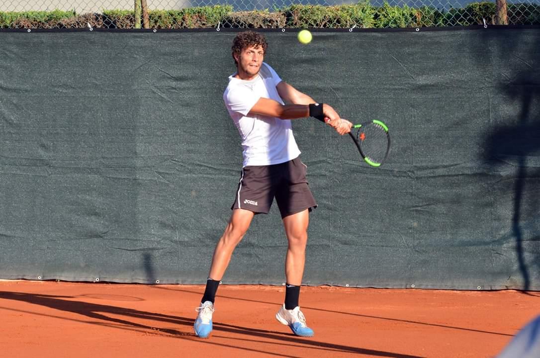 Wild Card per l'avezzanese Di Nicola agli Internazionali di Tennis dell'Aquila