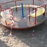 """Parco giochi della pineta di Avezzano etichettato con non usare e non efficiente, Di Cintio (PSI) """"Una situazione surreale che mortifica una intera città"""""""