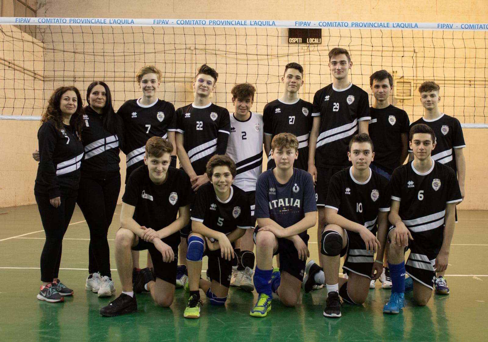 Pallavolo Maschile: Avezzano in Serie D con i LEONI della A.S.D. LEONESSA AVEZZANO VOLLEY 2015
