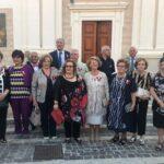 La classe 1949 festeggia i settant'anni a Lecce nei Marsi