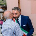 Targa in ricordo di Padre Fulvio a San Donato