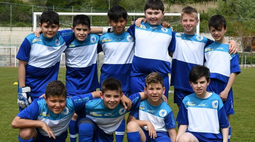 Pescina, Calcio giovanile, oggi al Barbati l'open day della neonata Marsica New Team