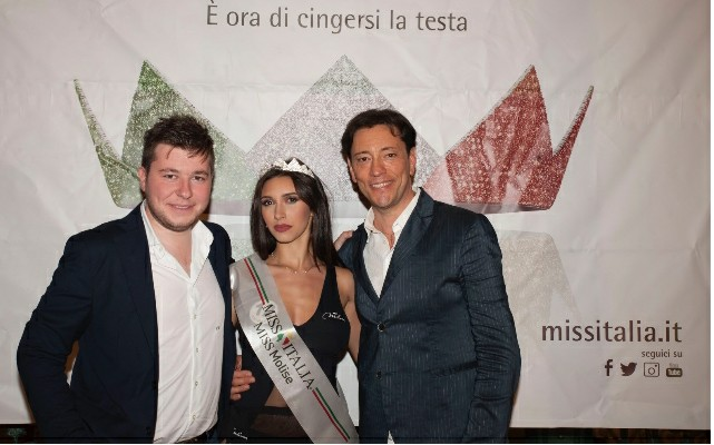 Christine Fegatilli di Avezzano eletta Miss Molise 2019