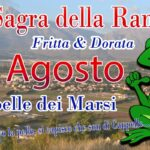 """Sagre a Cappelle dei Marsi, """"La Trippa"""" e """"La rana fritta & dorata"""""""
