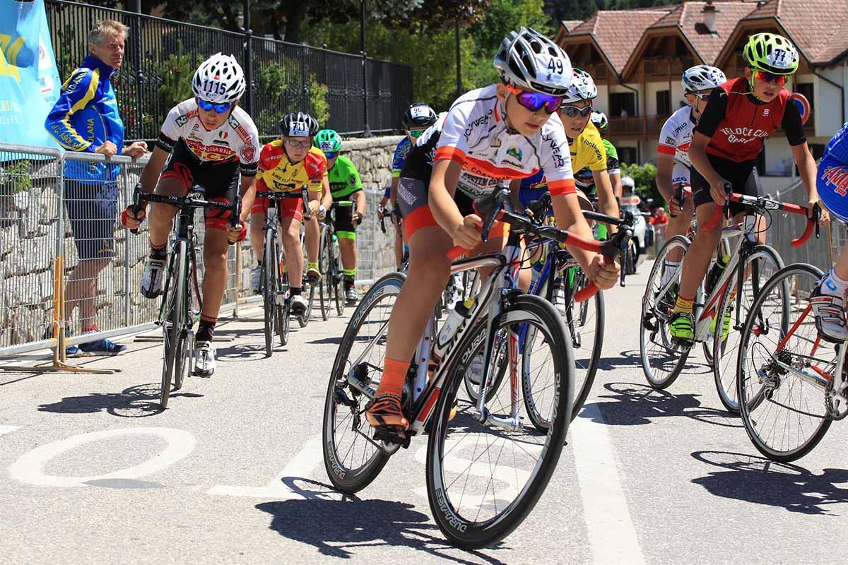 Tornano le competizioni ciclistiche per giovanissimi ad Avezzano