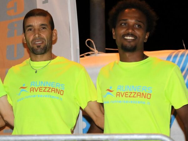 Partecipazione da record alla Tagliacozzo Night Race. Continua il dominio di Adugna nella gara maschile