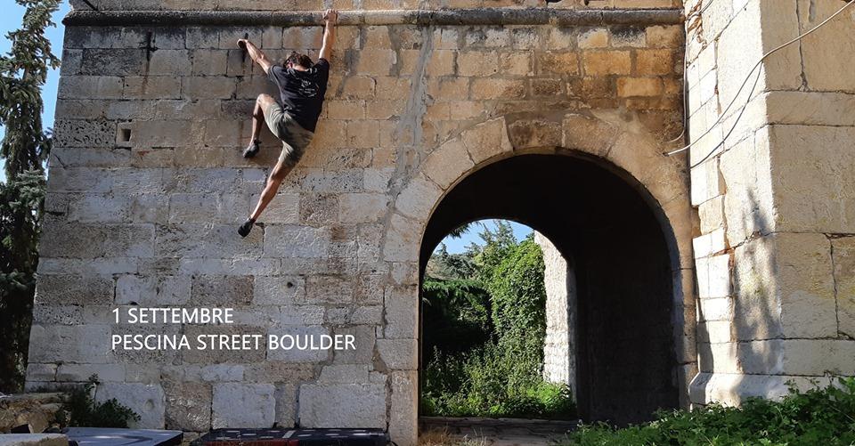 Sport e cultura a Pescina con il primo Street Boulder dedicato a Ignazio Silone