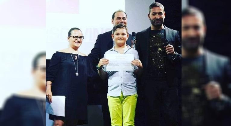 """2° posto al Talent in canto"""" per il Marsicano Mattia Manolfi"""