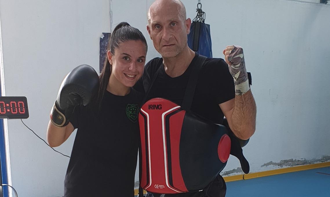 L'atleta Alice Venditti indosserà la maglia azzurra ai prossimi campionati Wako European Kick Boxing