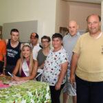 Continua l'attività solidale del fotoreporter Antonio Oddi, scattate le foto al centro A.N.F.F.A.S. di Tagliacozzo, ospite Miss Sorriso 2019, Emilia Lobene