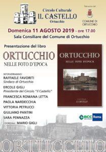 """""""Ortucchio nelle foto d'epoca"""", l'11 agosto la presentazione del libro del Circolo Culturale """"Il Castello"""""""