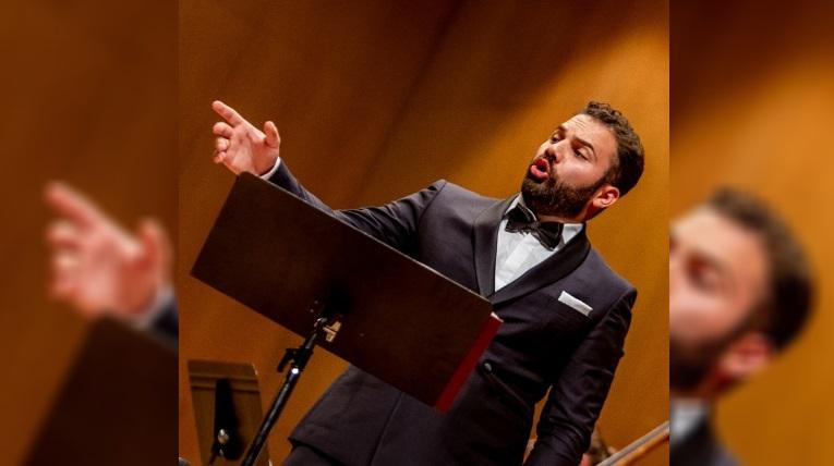 L'Ensemble Santa Cecilia e il tenore marsicano Aleandro Mariani in concerto a Canistro inferiore per la festa patronale
