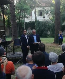 Storie, ricordi e aneddoti sulla lotta alla mafia, l'Onorevole Pietro Grasso ad Avezzano