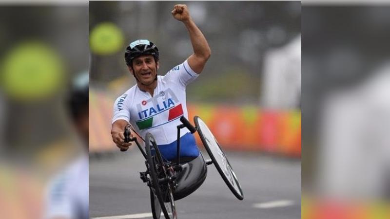 La nazionale di paraciclismo in ritiro a Rovere per preparare i mondiali