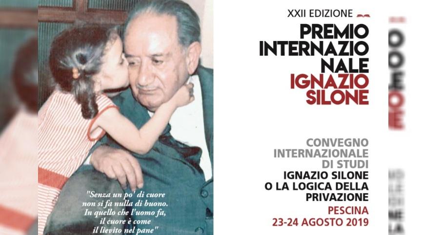 """Al via XXII edizione del Premio Internazionale Ignazio Silone, Neri Marcorè """"incontra"""" Silone"""