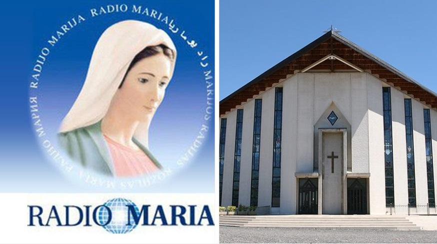 I microfoni di Radio Maria arrivano nella Parrocchia marsicana dello Spirito Santo, venerdì 9 agosto