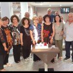 I 60enni in festa a Lecce Nei Marsi