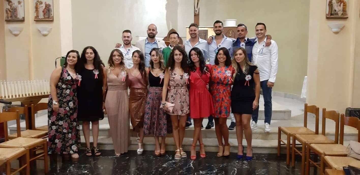 Grande festa per i giovani trentenni di Lecce nei Marsi