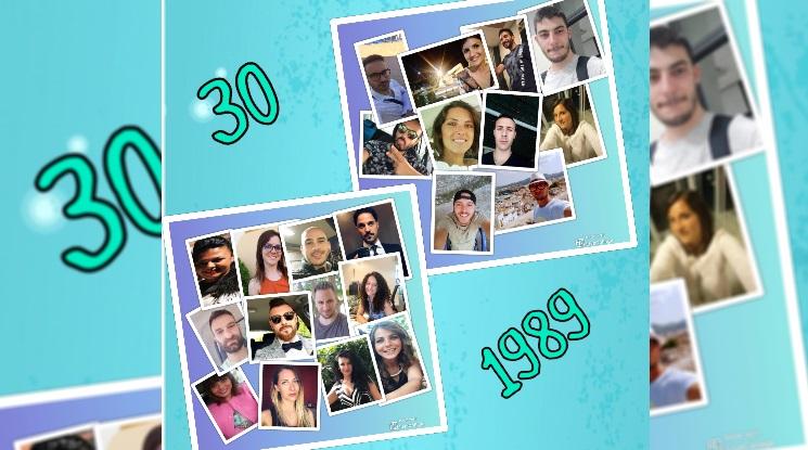 Grande festa a Pescina per i trentenni, all'insegna dell'amicizia e del divertimento…