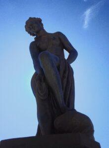 La Venere di Scurcola. Storia della fontana da cui sgorga vino