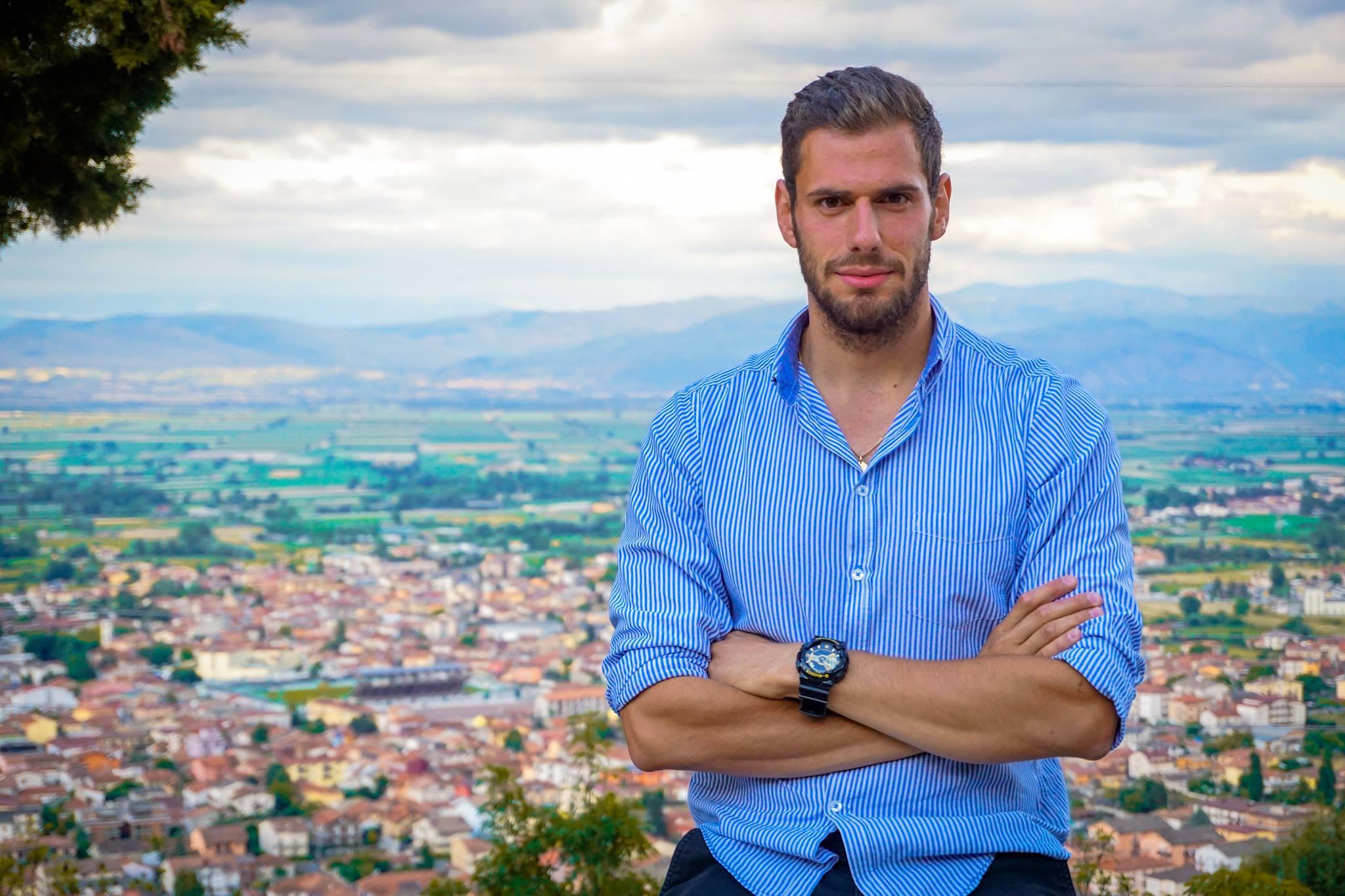 È il marsicano Yuri Di Marco il nuovo referente del progetto Young Leaders per l'Abruzzo